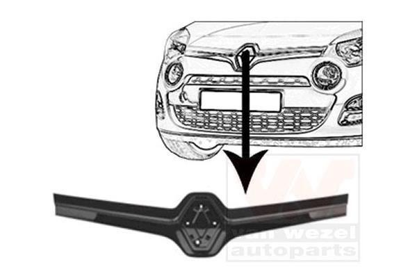Plaatwerk / Grille Renault Twingo II (CN) Hatchback 1.6 16