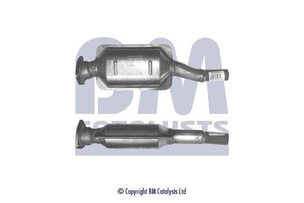 BM CATALYSTS - Katalysator - BM80008H