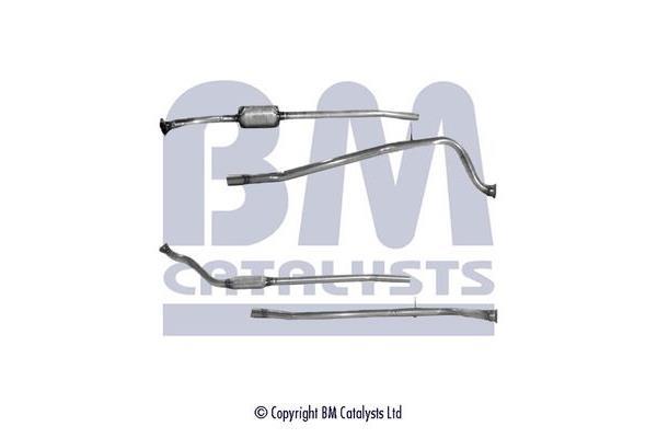 BM CATALYSTS - Katalysator - BM80013H