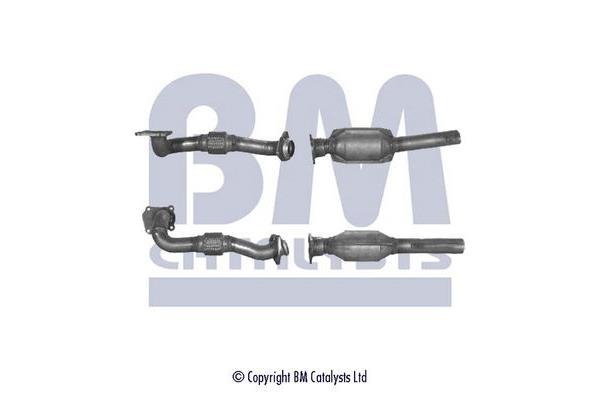 BM CATALYSTS - Katalysator - BM80019H