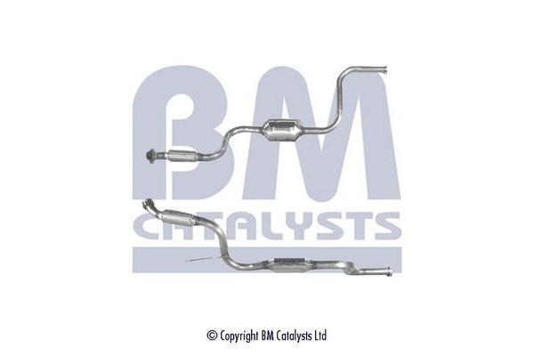 BM CATALYSTS - Katalysator - BM80056H