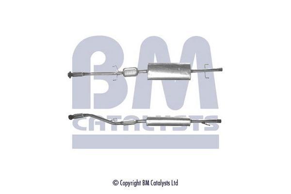 BM CATALYSTS - Katalysator - BM80098H