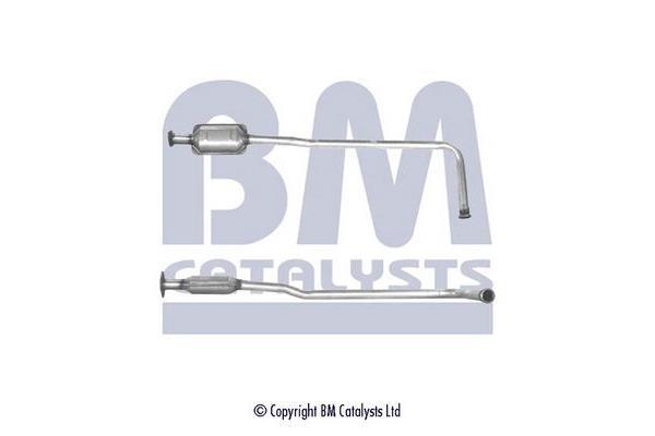 BM CATALYSTS - Katalysator - BM80102H