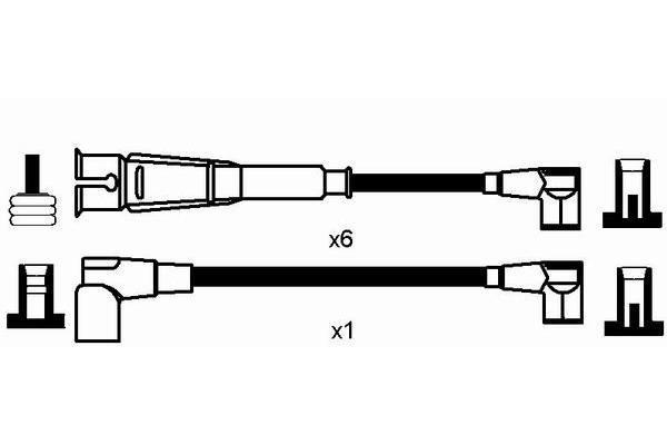 Motor / Ontsteking Mercedes S (W126) Sedan 280 SE,SEL M110