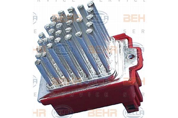 HELLA - Regeleenheid kachelventilator - 5HL 351 321-591
