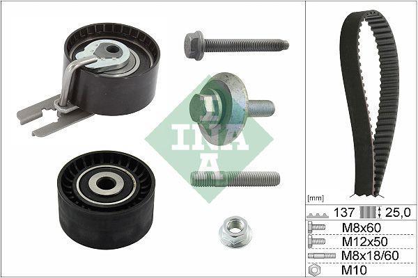 INA - Distributieriem kit - INA 530037510