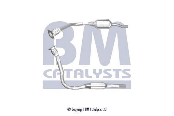 BM CATALYSTS - Katalysator - BM80014H