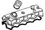 AJUSA - Beschermplaat cilinderkop - 72000100