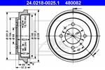 ATE - Remtrommel - 24.0218-0025.1