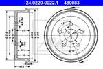 ATE - Remtrommel - 24.0220-0022.1