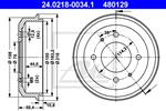 ATE - Remtrommel - 24.0218-0034.1