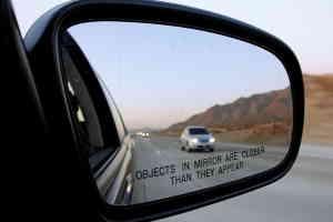 Convex-spiegelglas