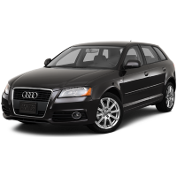 Schokdempers Audi A3