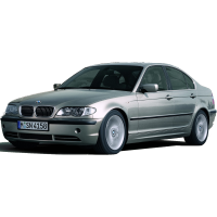 Raammechanisme BMW E46
