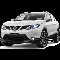 Remblokken Nissan Qashqai