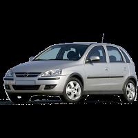 Remschijven Opel Corsa