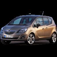 Raammechanisme Opel Meriva