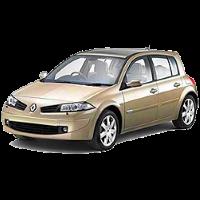 Raammechanisme Renault Megane