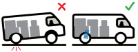 Bedrijfswagen hulpveren